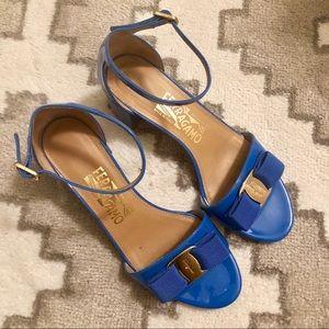 Salvatore Ferragamo | Gavina Ankle Strap Sandal